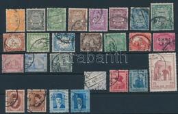 O Egyiptom  25 Db Régi Bélyeg + 1 Szíria - Stamps