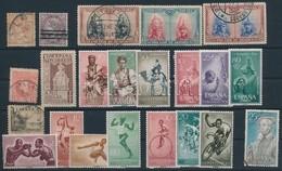** * O 20 Db Spanyol és Spanyol Gyarmati Bélyeg - Stamps