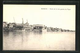 AK Bagdad, Partie De La Rive Gauche Du Tigre - Irak