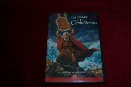 CECIL B  DEMILLE   LES DIX COMMANDEMENTS    DOUBLE DVD - Classic