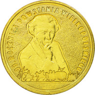 Monnaie, Pologne, 90th Anniversary Of The Greater Poland Uprising, 2 Zlote - Pologne