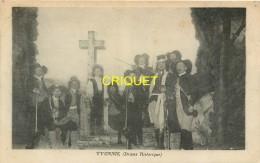 Dépt. 85, Thème Des Guerres De Vendée, Yvonnick, Spectacle De Le Roy Villars - France
