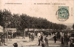 5579-2018    CLERMONT FERRAND  LE MARCHE AUX CHEVAUX - Clermont Ferrand