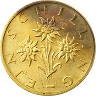 Monnaie, Autriche, Schilling, 1991, TB, Aluminum-Bronze, KM:2886 - Autriche