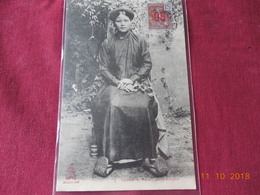 CPA - Tonkin - Hanoï - Jolie Cangaie - Vietnam