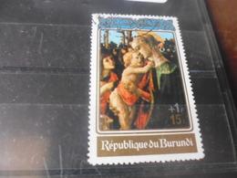 BURUNDI REFERENCE N°911 - Burundi