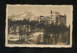 Suiza. GR. Sils Im Engadin. *Hotel Waldhaus* Ed. E. Meerkämper Nº 58. Nueva. - GR Grisons