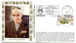 Flamme Mortain Du 2 Août 1994 - Cinquantenaire De La Bataille - X 544 - WW2