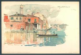 Manuel Wielandt Veneto MURANO - Altre Città