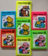 7 Petits Taquins - Pousse Pousse -  Écureuil - Lapin - Chat - Ourson - Brain Teasers, Brain Games