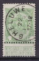 N° 83 GHELUWE - 1893-1907 Coat Of Arms