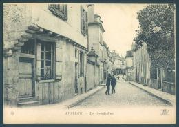 89 AVALLON La Grande Rue - Avallon