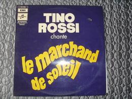 Disque Vinyle 33 Tours TINO ROSSI Chante Le Marchand De Soleil - Vinyl Records