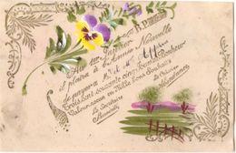Carte Celluloid Au 1er Janvier Il Plaira à L'année Nouvelle ... - Cartes Postales