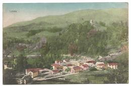 POSTCARD WITH VIEW  OF LIVEK ( LUIKO ) , 1921 . - Slovenia