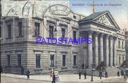101256 SPAIN ESPAÑA MADRID CONGRESO DE LOS DIPUTADOS POSTAL POSTCARD - Non Classés