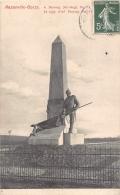 REZONVILLE GORZE     MONUMENT AUX MORTS   MILITAIRE ALLEMAND  GUERRE - Autres Communes
