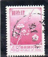 CHINE TAIWAN 1985 O - 1945-... République De Chine