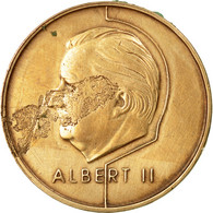 Monnaie, Belgique, Albert II, 20 Francs, 20 Frank, 1998, Bruxelles, TB - 1951-1993: Baudouin I