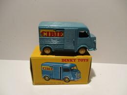 DINKY TOYS FRANCE  CITROEN HY  CIBIE - Toy Memorabilia