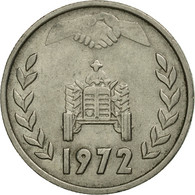 Monnaie, Algeria, F.A.O., Dinar, 1972, TTB, Copper-nickel, KM:104.2 - Algeria