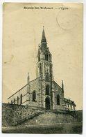 CPA - Carte Postale - Belgique - Boussu-lez-Walcourt - L'Eglise - 1924 (SV5880) - Froidchapelle