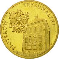 Monnaie, Pologne, 2 Zlote, 2008, Warsaw, TTB, Laiton, KM:628 - Polonia