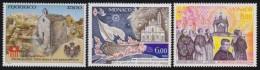 Monaco   .   Yvert      1841/1843           .     **      .     Neuf SANS Charniere      .    /    .    MNH - Monaco