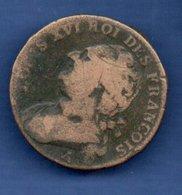 12 Deniers 1791 A  -  état  TB - 1789-1795 Period: Revolution