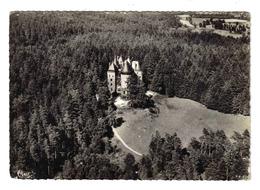 42 Noirétable N°2A Le Château Très Belle Vue Aérienne - Noiretable