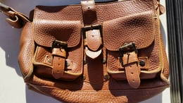 Mulberry Oak Blenheim Bag (IMITATIE) - Vintage Kleding, Linnengoed