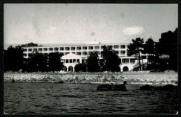 Ref 1228 - 1954 Greece Real Photo Postcard - Corfou Corfu - Ionian Islands - 1700Dr Rate - Greece
