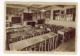 TORINO COLLEGIO S. GIUSEPPE UNA CLASSE VIA S. FRANCESCO DA PAOLA 1944 - Education, Schools And Universities