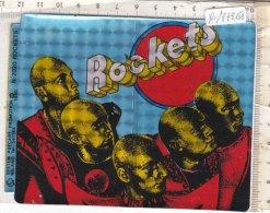 PO7726D# ADESIVO STICKER MUSICA - ROCKETS - Musica & Strumenti
