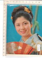 PO7771D# STEREOSCOPICA 3D LENTICULAR - WINKY GIRL - CHINA PINA UP  No VG - Cartoline Stereoscopiche
