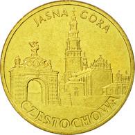 Monnaie, Pologne, Czestochowa, 2 Zlote, 2009, Warsaw, TTB, Laiton, KM:709 - Polonia