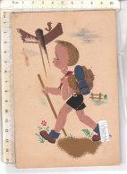 PO7825D# ILLUSTRATORI SCOUTISMO - BAMBINO SCOUT   VG - Scoutismo