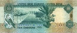 U.A.E. P. 20a 10 D 1998 UNC - Emirats Arabes Unis