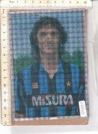 PO7851D# CALCIO STICKERS Ed.ZANETTI - CAMPIONATO 1983/84 -  INTER - EVARISTO BECCALOSSI - FOOTBALL - Calcio