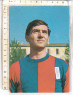 PO7861D# CALCIO - BOLOGNA - CALCIATORI GIACOMO BULGARELLI - FOOTBALL  No VG - Fútbol