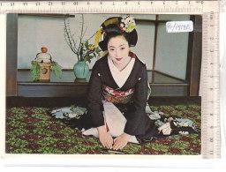 PO7919D# GIAPPONE - MAIKO GEISHA  VG 1970 - Giappone