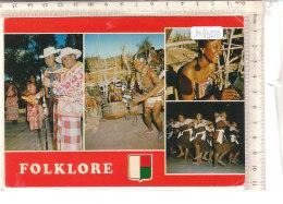 PO7935D# MADAGASCAR - REPUBBLICA MALAGASY - TYPES - FOLKLORE  VG - Madagascar