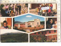 PO7936D# ETHIOPIA - ETIOPIA - ADDIS ABEBA - CONVENTO S.FRANCESCO FRATI CAPPUCCINI  VG 1976 - Ethiopia