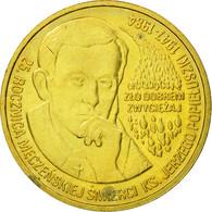 Monnaie, Pologne, Fr. Jerzy Popieluszko, 25th Anniversary Of Murder, 2 Zlote - Polonia