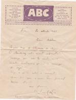 PORTUGAL COMMERCIAL DOCUMENT - REVISTA ABC  - LISBOA - Portugal