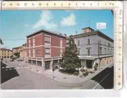 PO8027D# RAVENNA - RIOLO TERME - BANCA POPOLARE - ALBERGO POSTA  VG 1969 - Ravenna