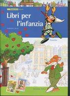 ITALIA FOLDER 2010 - EUROPA CEPT 2010 - LIBRI PER L'INFANZIA : PINOCCHIO - G. STILTON - Europa-CEPT