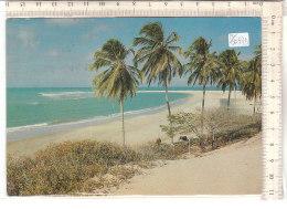 PO8097D# BRASILE - FORTSALEZA - BARRA DO PECEM  VG 1985 - Fortaleza