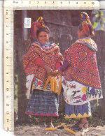 PO8098D# GUATEMALA - TRAJES TIPICOS - FILLETTE  VG 1995 - Guatemala