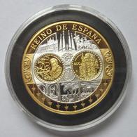 """Premières Frappes En Hommage à L'Euro """" Espagne """" - Spain"""